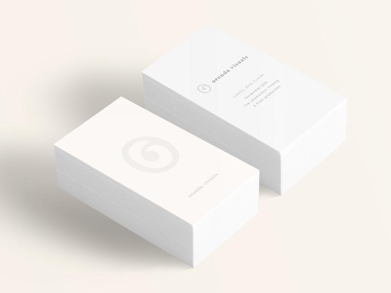 Orenda cards 1
