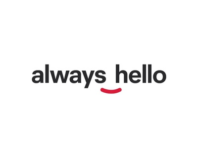 Always Hello Logo
