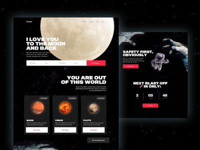 ✨ Valentines Day Retreat to the Moon #spacedchallenge astronaut planets pluto moon petty dann challenge space spaced valentine