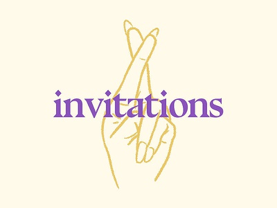 2 Dribble Invitations Giveaway animation web app vector typography logo branding design invitation dribbble invite dribbble