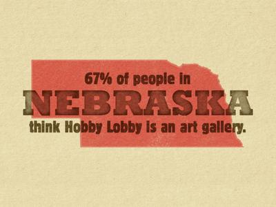 United States of Shit Talkin' | NE live laugh love hobby lobby nebraska