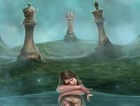 "Book Cover Design: ""King & Queen"""
