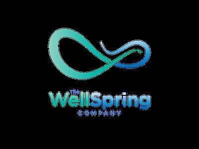 "Logo Design: ""The Wellspring Co."" logo illustration graphic art logo design"