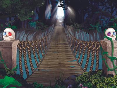 Kickstarter: Campaign Promotional Graphics digital painting illustration graphic art kickstarter