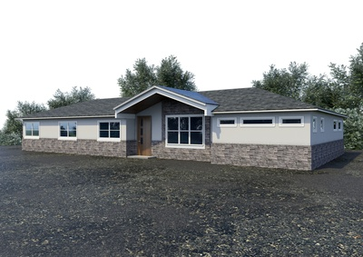 Home Design: 3D Realistic Rendering