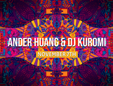 New Music Album Graphic: Ander Huang