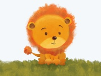 Children's Book Series: Rowdy the Lion!