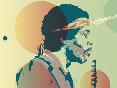 Jimi (2012) poster rock hendrix