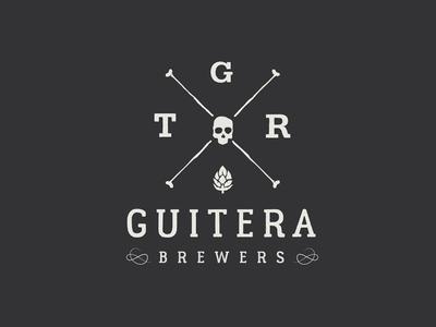 Guitera Brewers Logo