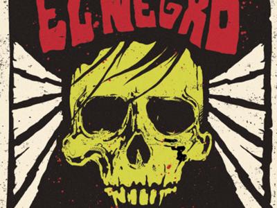El Negro poster