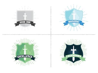 IVGA Achievement Badges