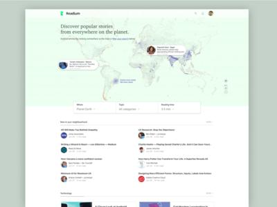 Readium Article Map