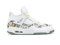 Jordan Retro 4 Pure Money by FAME™