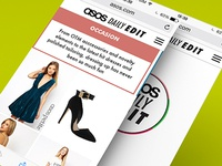 ASOS Daily Edit Application