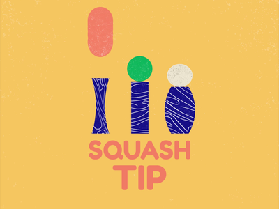 Squash Tip squash tutorial tip after effects vector flat shape layers illustration design character 2d gif animation