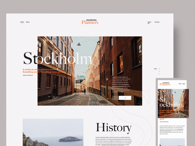 St. Planners Website