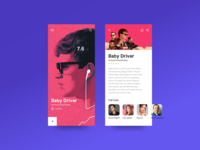 Movie App UI Exploration