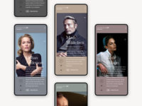 Interview20 Mobile UI