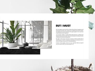 Vanguard web visual ux userinterface ui realestate product design architecture animation