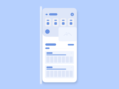 Cicle App xray scanner wireframe interaction health menstruation cicle ux design ui design product design design app design app concept ui ux ux ui