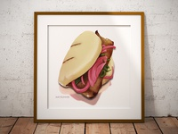 Food Illustrations #3
