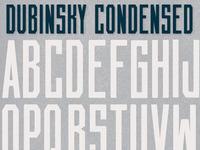 Dubinsky Condensed
