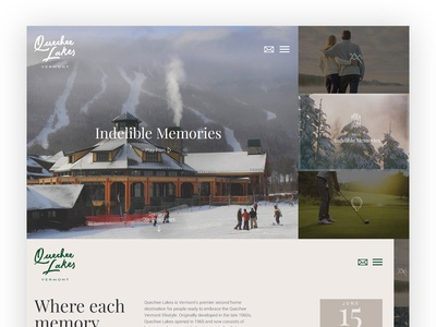 UX/UI for large Real State project in Vermont