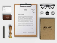 Madre Andina Branding graphic design design identity branding foodtruck