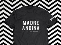Madre Andina Branding peruvian design identity branding tshirt design