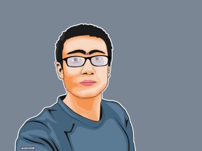 Vector Portrait 3