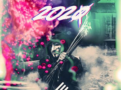 2020 Album Cover album cover