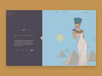 Dribble Nefertiti