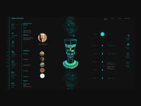 neon archive  - Dashboard