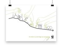 WWF+Saxoprint poster contest