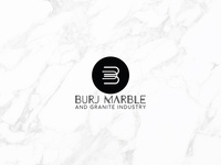 Logo for Burj Marble and Granite Industry