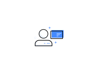 Account Information Icon ecommerce finance user account user account management account settings account iconography icon artwork icon a day icon
