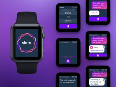 Slate Translation App