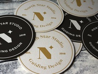 North Star Stickers