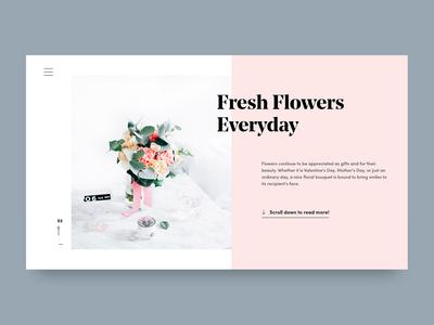 Fresh Flowers Everyday