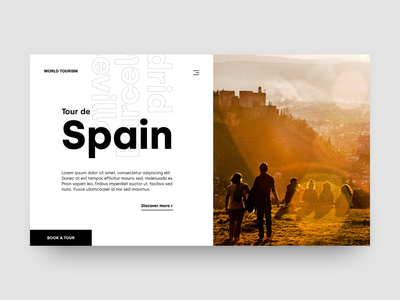 World Tourism - Spain