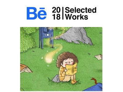 Behance | Illustrations 2018