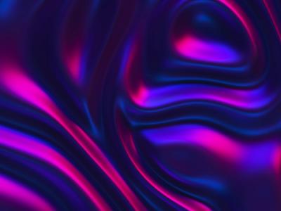 Webtype Pairing liquid blend light colors iridescent gradient cloth exploration suggestions pairing timeless font web 3d