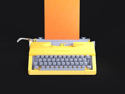 Webtype pairing web fall cloth redesign timeless keys typewriter writer fonts twitter pairing illustration