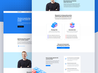 Marketing Strategy and Execution builder Landing Page
