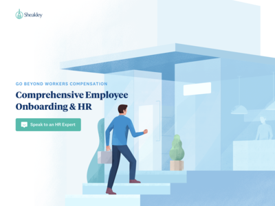 Employee Onboarding Page