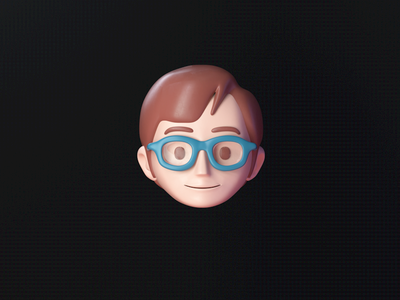 Support boy characters design WIP udhaya timeless icon character face illustration