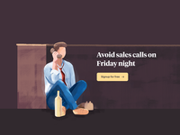 Friday Night Sales Call
