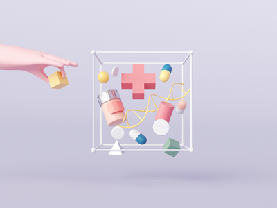 Pharma smallcase udhaya timeless stock tablet capsule pharma stocks smallcase hospital med tech pharmacy medicine illustration