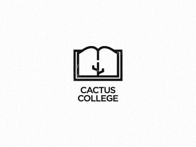 Cactus College Wip cactus college plant book green education training baspixels identity identity designer brand design brand designer icon designer logo designer bas