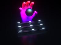 Hand Of Octane Render